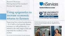 University of Auckland – Epigenetics